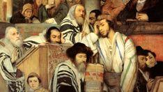 The Yiddish Book Center's Great Jewish Books Teacher Resources Yom Kippur, Liberation Theology, Jewish Synagogue, Contemplative Prayer, Prophet Isaiah, Jewish History, Jewish Art, The Tabernacle, Black Death