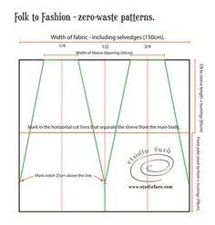 Folk to Fashion - First Sample
