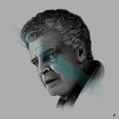 Walter's portrait by @pavel_savinkin  #Fringe