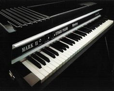 Rhodes Mark II Stage Piano- WANT ONE!!!! Lol