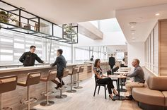 Qantas' new international lounge set to open in Brisbane and London in March, 2017.
