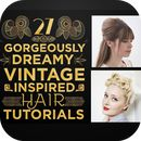 Download Hair Style Vintage for Women:        Here we provide Hair Style Vintage for Women V 2.0.0 for Android 2.3.4++ Clothes, shoes, home furnishings and HAIR rage into style, and then fade out to become a slightly different version the next year. Perhaps better and bigger, or sleeker and more refined. One thing is for sure, you can...  #Apps #androidgame #Sincerity  #Beauty http://apkbot.com/apps/hair-style-vintage-for-women.html
