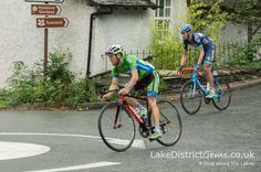 The Tour of Britain 2016 in the Lake District