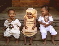 Three blessings.  (#Ethiopia/#Eritrean)