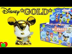 Disney Figural Key Rings Series 2 Blind Boxes Frozen, Maleficent, and Stitch - YouTube