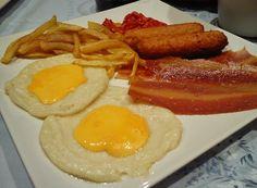 EL VEGANIZADOR   : No Huevos fritos