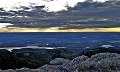 I am so anxious to be starting a new chapter of my life here. Horsetooth Mountain, Fort Collins, Colorado