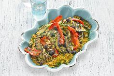 Met de verleidelijke smaken van munt, paprika en oosterse specerijen zet je een geweldig Arabisch gerecht op tafel! - recept - allerhande