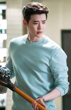 Lee jong suk ❤❤ while you were sleeping drama ^^ Lee Jong Suk Cute, Lee Jung Suk, Asian Actors, Korean Actors, Lee Jong Suk Wallpaper, Up10tion Wooshin, Jong Hyuk, Kang Chul, Han Hyo Joo