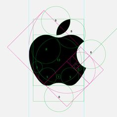 Apple Logo and its geometry.