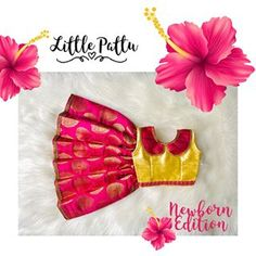 Little Pattu (Toronto, Canada) ( Girls Frock Design, Kids Frocks Design, Baby Frocks Designs, Baby Dress Design, Stylish Dresses For Girls, Frocks For Girls, Dresses Kids Girl, Kids Outfits, Baby Dresses