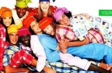 United Colors of Benetton- Ad from the 80's. Benetton was every where in the 80's | That 80s Blog