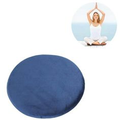 Meditation Pillow, Yoga Meditation, Memory Pillows, Round Trip, Round Travel, Home Kitchens, Memory Foam, Cushions, Kids Rugs