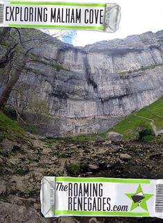 Exploring the magical Malham Cove in the Yorkshire Dales http://www.theroamingrenegades.com/2015/05/Exploring-Malham-Cove.html Malham cove is an amphitheatre of stunning white rock, a powerful show of natures force add to that the fact that Harry Potter was filmed up on its famous limestone pavement and you have an ancient wonder of the British Isles which still fascinates, challenges and wows in the modern era.