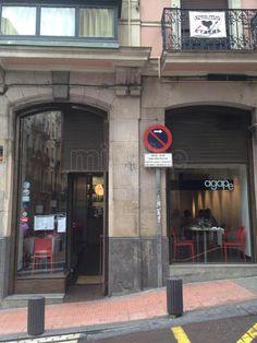 Resultado de imagen de restaurante agape bilbao