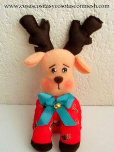 6 ötletek Karácsonyi Fabric | Ismerje Mesterségek facilisimo.com