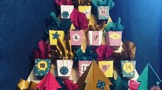 DIY // Le Calendrier de l'Avent 2017