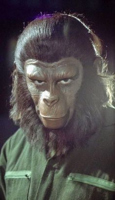 Conquest of the Planet of the Apes.