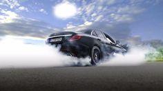 Mercedes Bens - AMG C63 S