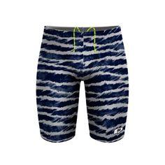 Shibori Jammer #qswimwear