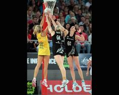 Silver Ferns - Best Netballers in the world