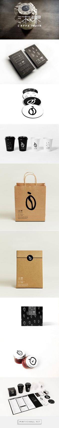 Caffe Frutta Branding by Erica Su