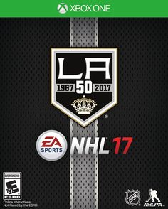 #Thisfunktional #VideoGame: #NHL17 #LAKings #50thAnniversary #Cover. #LA #Kings #Sports #Hockey #Gamer #Gaming #Game #New #XBox #XBoxOne http://ift.tt/1MRTm4L