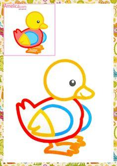 раскраски малышам распечатать, первые раскраски ...