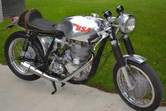 1956 BSA GOLD STAR 500 CAFE RACER | Restored by Luc Notebaert Photography and special thanks to Michiel Notebaert ...