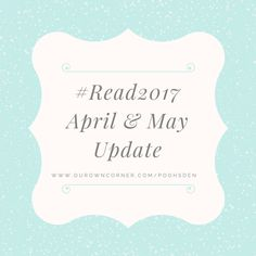Reading Update