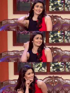 Alia Bhatt on Comedy Nights With Kapil