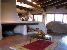 Arizona Boulder House #dreamhouse #homedecor #southwest