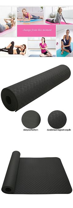Tapas Ultra Yoga Mat in Your Choice of Colors and Lengths