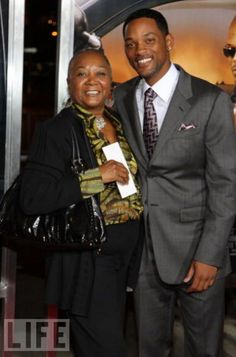 will smith & mom