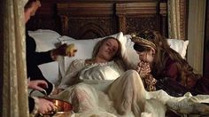 Annabelle Wallis/ Jane Seymour The Tudors