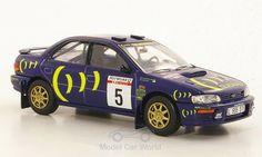 Subaru Impreza, No.5, RAC Rallye