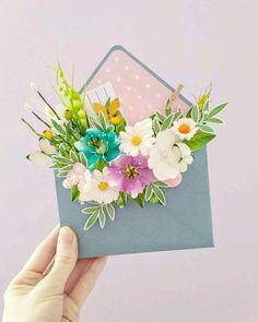 Понравилось Floral Letters, Paper, Flower Letters