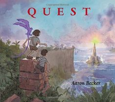 Available for preorder on amazon. The next chapter to Journey. Quest by Aaron Becker http://www.amazon.com/dp/0763665959/ref=cm_sw_r_pi_dp_wxFYtb10JYXNMZ1E
