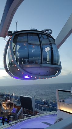 The North Star on board Quantum of the Seas