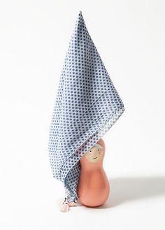 Mango Kids - Tassel polka-dot scarf #Kids #SS15