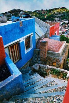 World's 10 most colorful cities - Guanajuato, Mexico