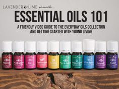 """Posts tagged: """"young living essential oils"""" » Lavender & Lime"""