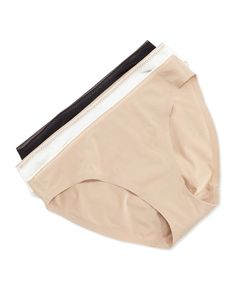 Invisible Bikini Briefs, Size: XX-LARGE, Milk - Chantelle