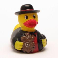 www.duckshop.de #rubberduck #quietscheentchen #duckstore #quietscheente #badeente #duckshop #duck #bathduck Link zum Shop im Profil / Shop with link in Profile /Worldwide shipping! #schwarzwald #kuckucksuhr
