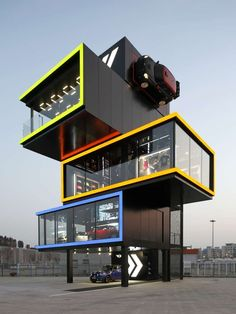 "life1nmotion: "" MINI Brand Experience Centre Shanghai """