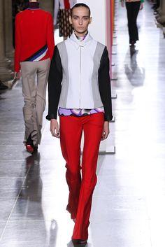 visual optimism; fashion editorials, shows, campaigns & more!: jonathan saunders F/W 2015.16 london