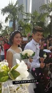 2youngcouple wedding