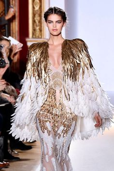 Paris Haute Couture Week: Zuhair Murad SS2013