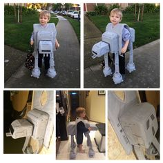 Star Wars AT-AT Imperial Walker costume