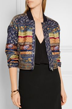 Saint Laurent, Fendi, Etro . The streetwear classic has been creeping back into fashion for a few seasons. But this spring saw a rise in bomber jackets like never before. Every designer brand has put out their own version, from Chloé, to Stella McCartney, to Marni. Paired with jeans and sneakers, you have a cool, …